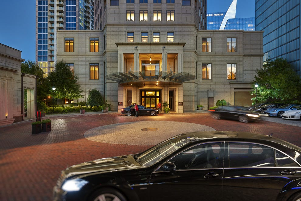 Atlanta luxury hotels in atlanta ga luxury hotel for Luxury hotel finder