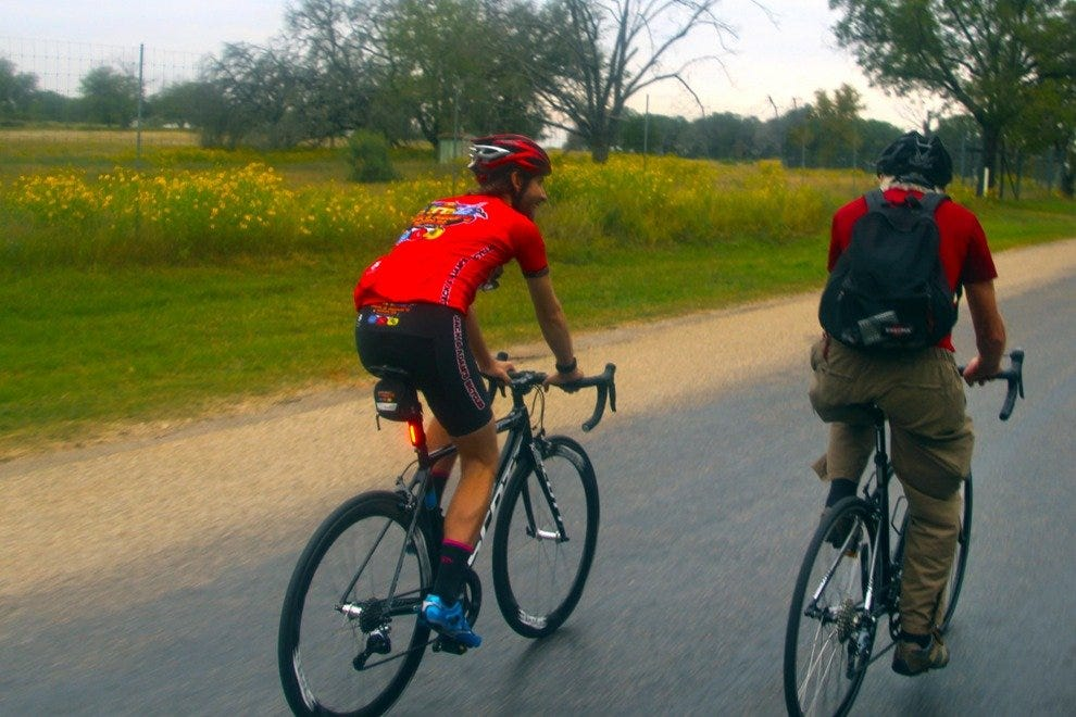 Pedal through the Hill Country