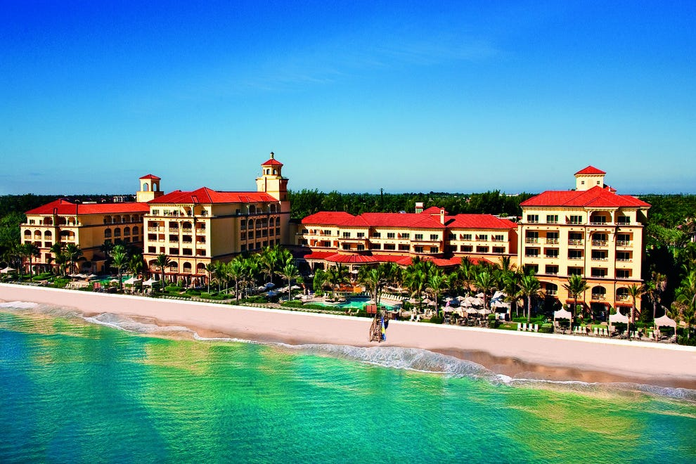 Hotel Slideshow Beach Hotels In Palm West