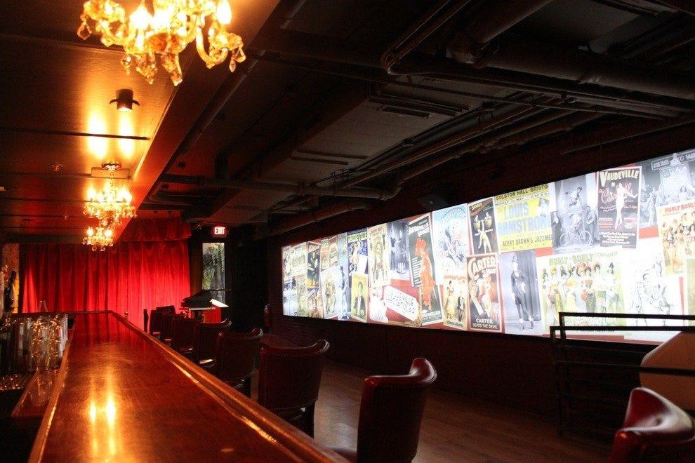 STAGE American Vaudeville Nightclub