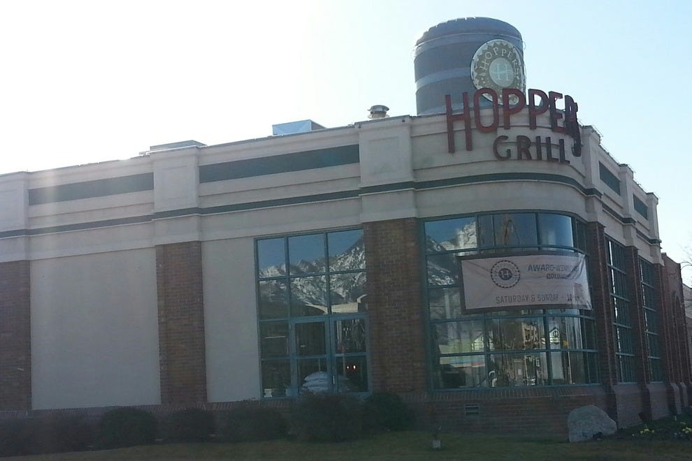 Hoppers Grill & Brewing Co.