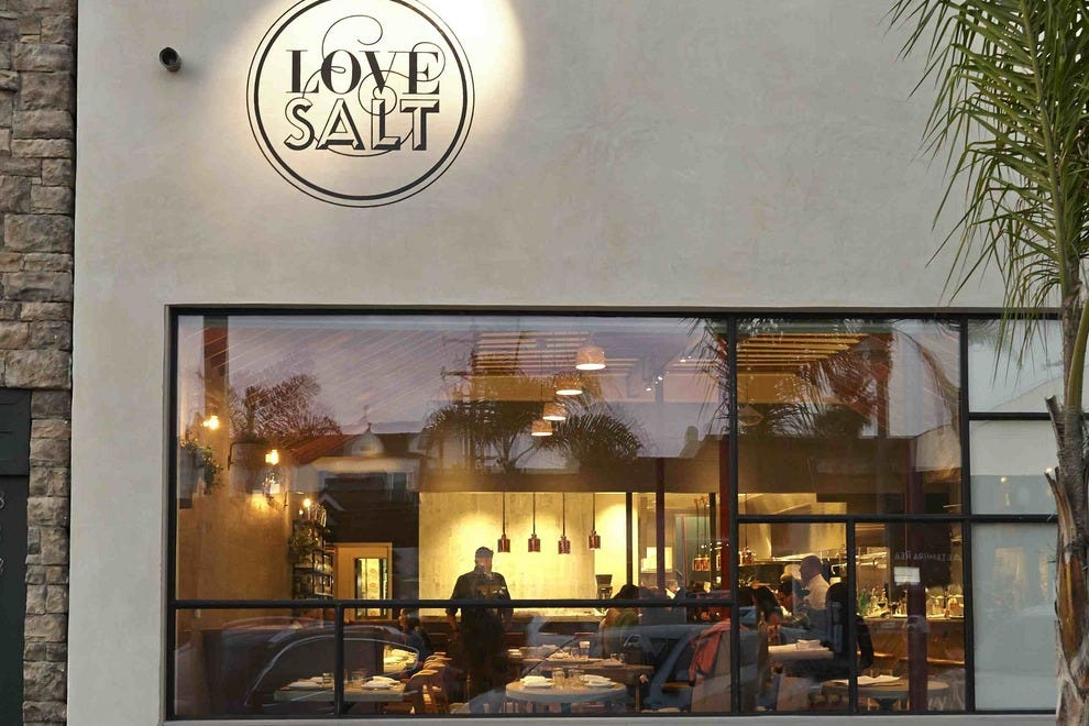 Outside Love & Salt