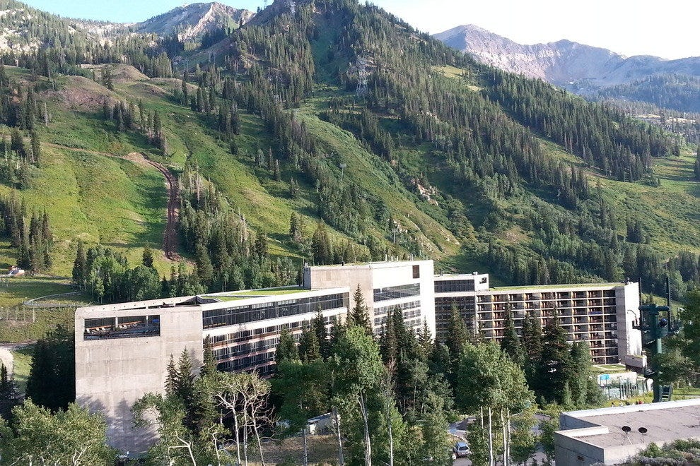 The Aerie Restaurant at Snowbird