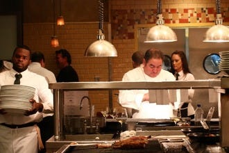 Emeril's Celebrates 25th Anniversary, Chef Shares Lessons Learned