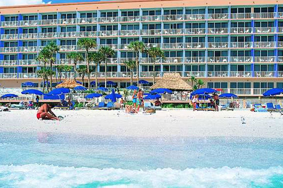 Doubletree Beach Resort Tampa Bay / North Redington Beach