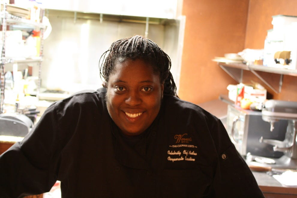 Chef Nedra Harris