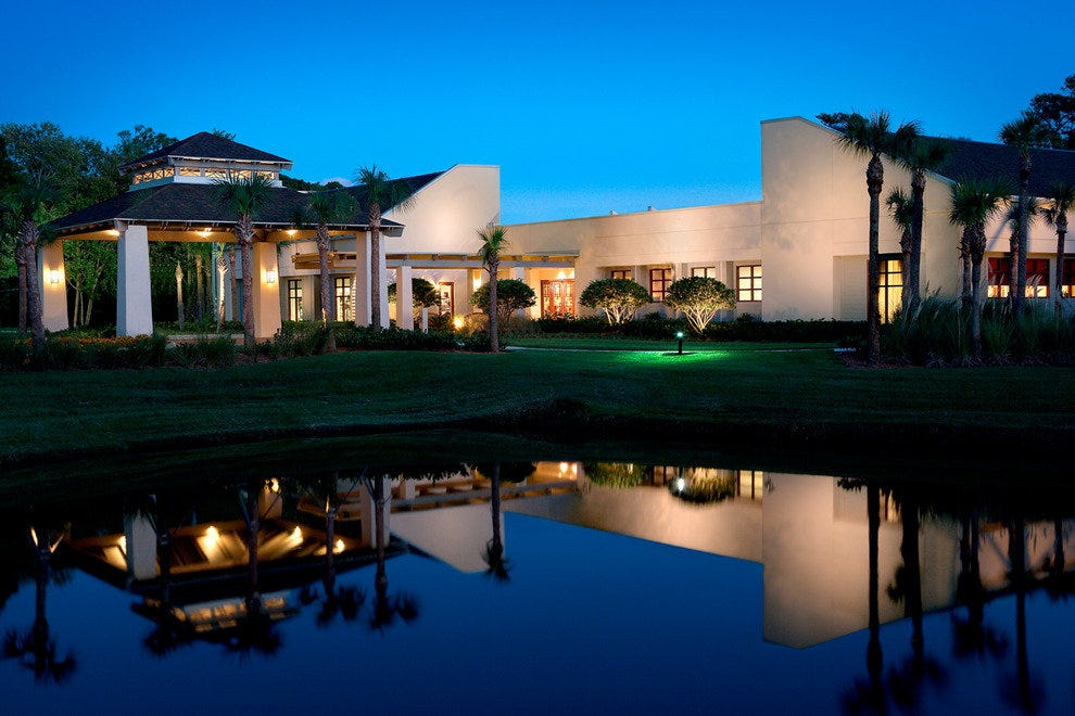 The Sawgrass Spa at Sawgrass Marriott Golf Resort & Spa