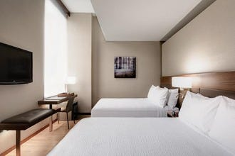 D.C.'s AC Hotel: Sleek, Sophisticated, Technology-Friendly Rooms Await