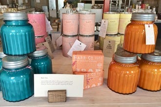 Candlefish Boutique: Candles, Gifts and Creative Classes
