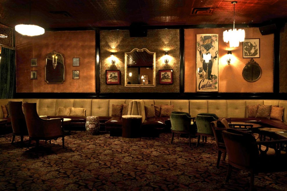Dallas Best Hidden And Speakeasy Style Cocktail Dens