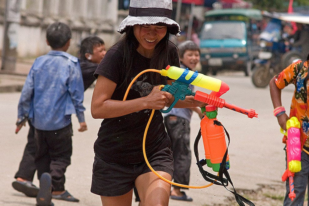 On the prowl at Songkran