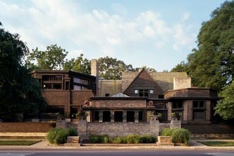 Frank Lloyd Wright Home and Studio Tour Opens Doors