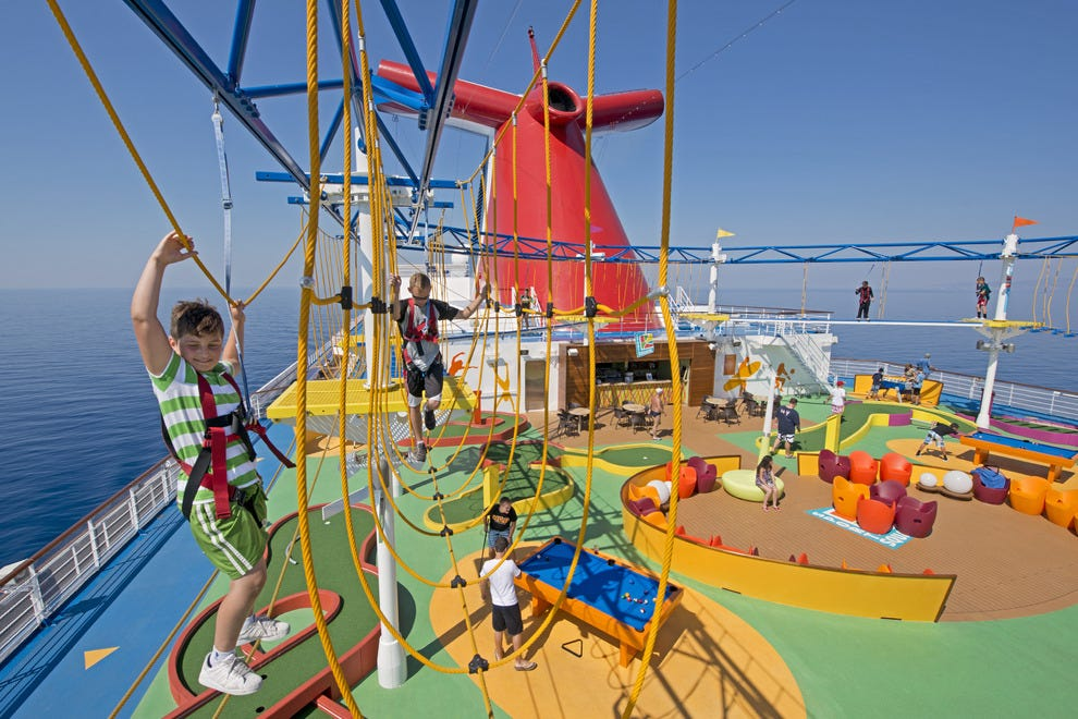Best Cruise Ship For Families Winners: 2015 10Best Readers