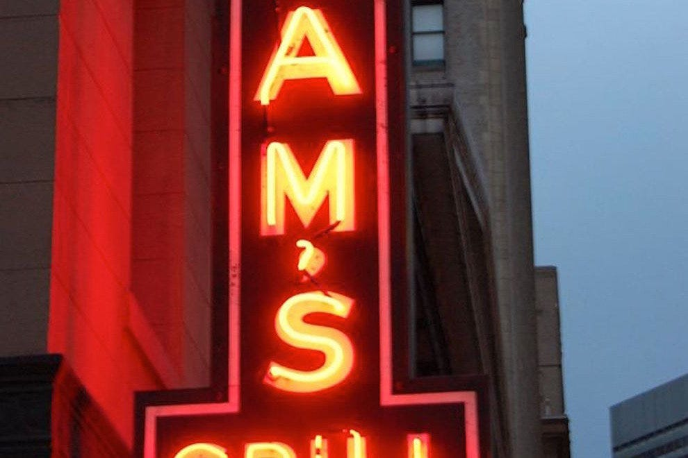 Sam's Grill and Seafood Restaurant