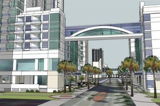 Proposed Resort Creates Expansion of Myrtle Beach Boardwalk