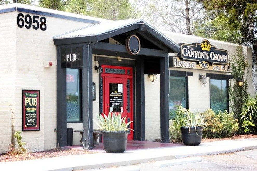 The Canyon's Crown Restaurant and Pub