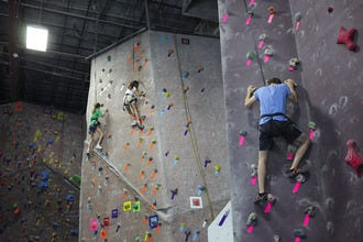 The Edge Rock Gym in Jacksonville: Conquer New Heights