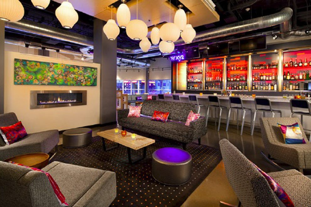 hip and social aloft denver arrives downtown hotels. Black Bedroom Furniture Sets. Home Design Ideas