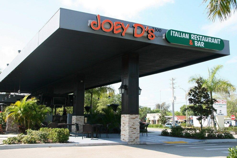 乔伊的意大利餐厅
