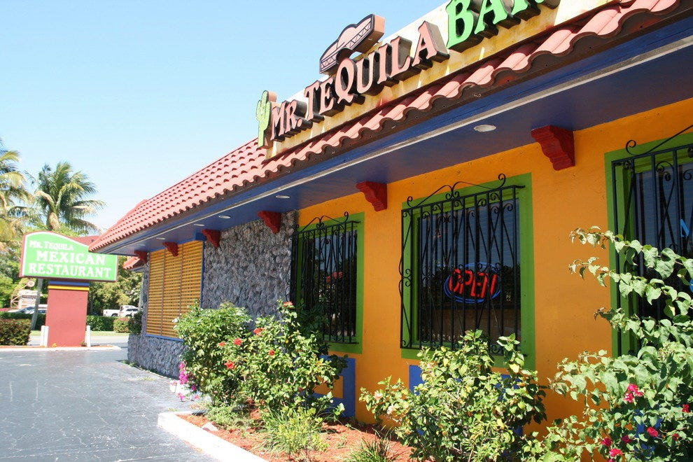 Mr. Tequila Mexican Restaurant