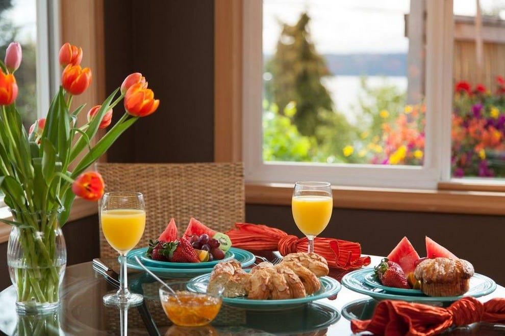 from Titus bed breakfast gay seattle wa