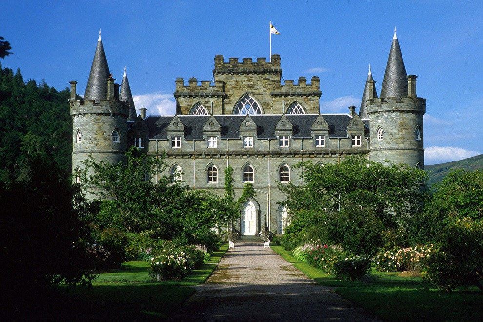10 of the most beautiful and charming castles in Scotland