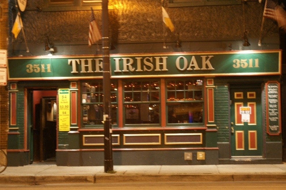 Irish Oak Restaurant & Pub