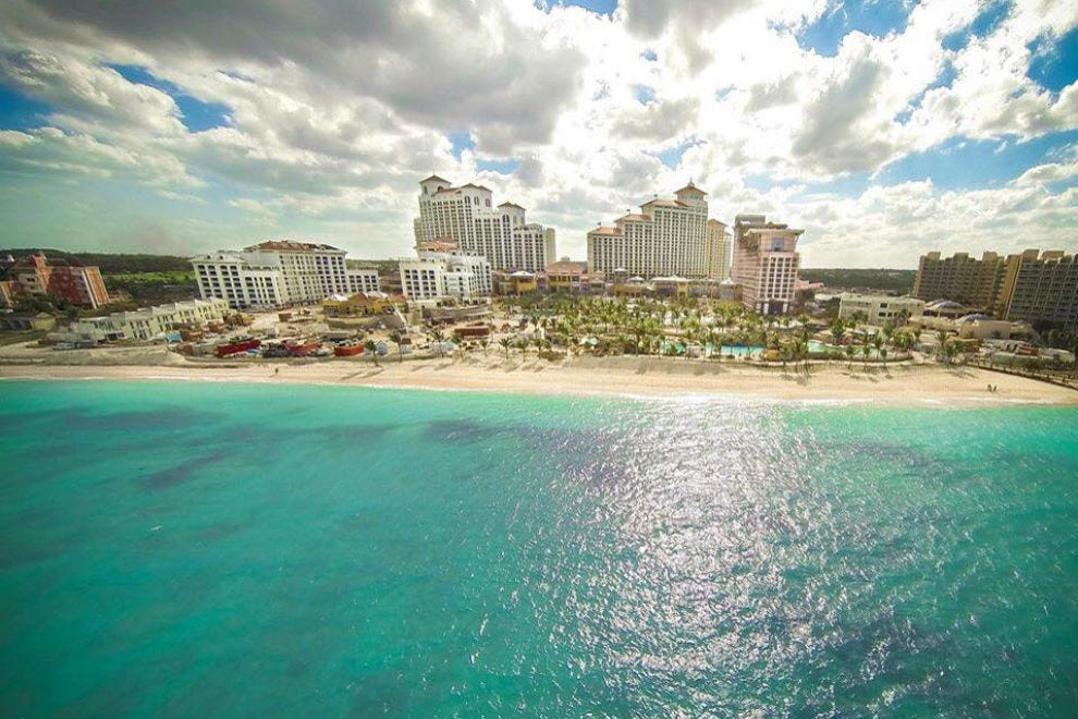 One Baha Mar Blvd. Nassau,