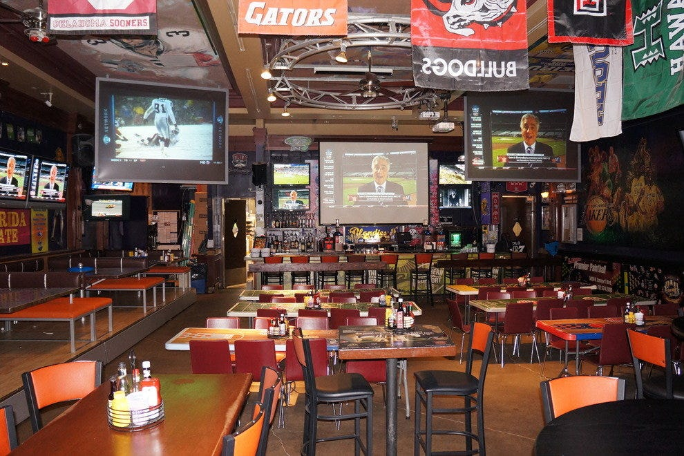top sports bet sportsbook bar and grill palazzo