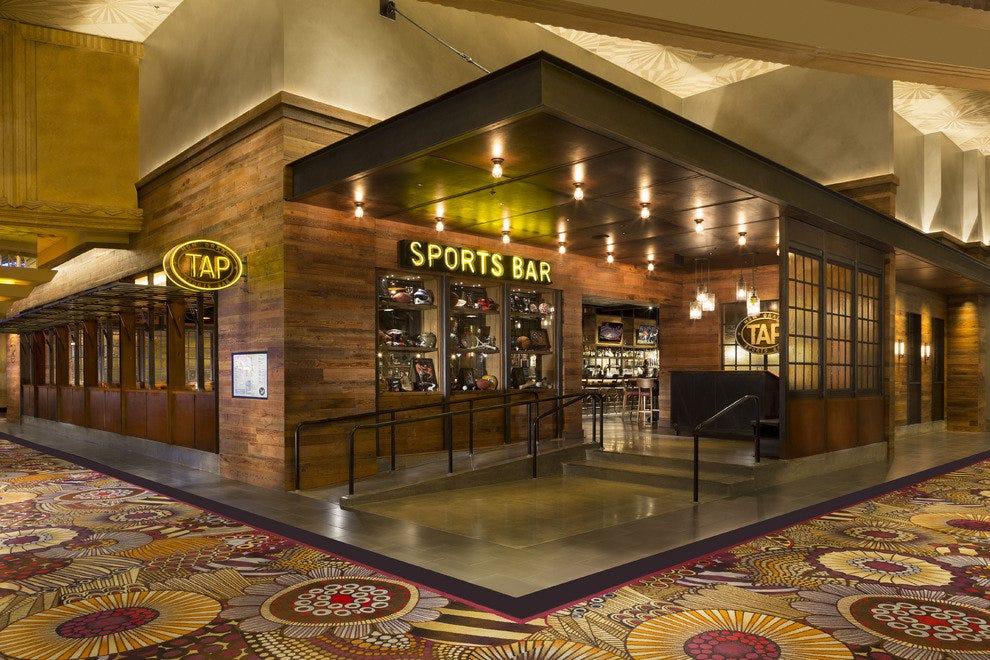 Las Vegas Sports Bars:...