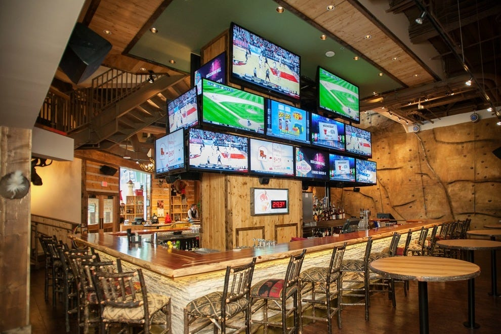 6 Sports Bar Interior Design Las Vegas Sports Bars 10Best Sport Bar Grill Reviews