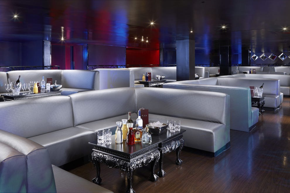 Las Vegas Remodeled Lax Nightclub Soars To New Heights