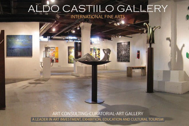 Photo Courtesy of Aldo Castillo Gallery