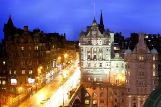 Write Your Own Story at The Scotsman Hotel