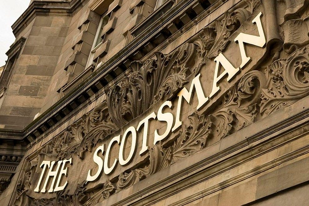 Welcome to The Scotsman