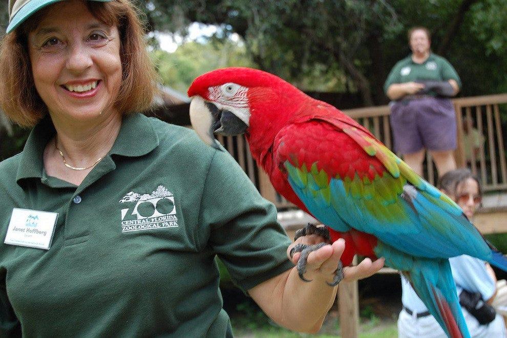 Central Florida Zoo U0026amp; Botanical Gardens