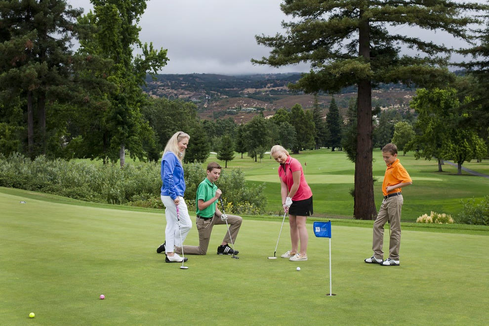 Golf lessons from PGA professionals