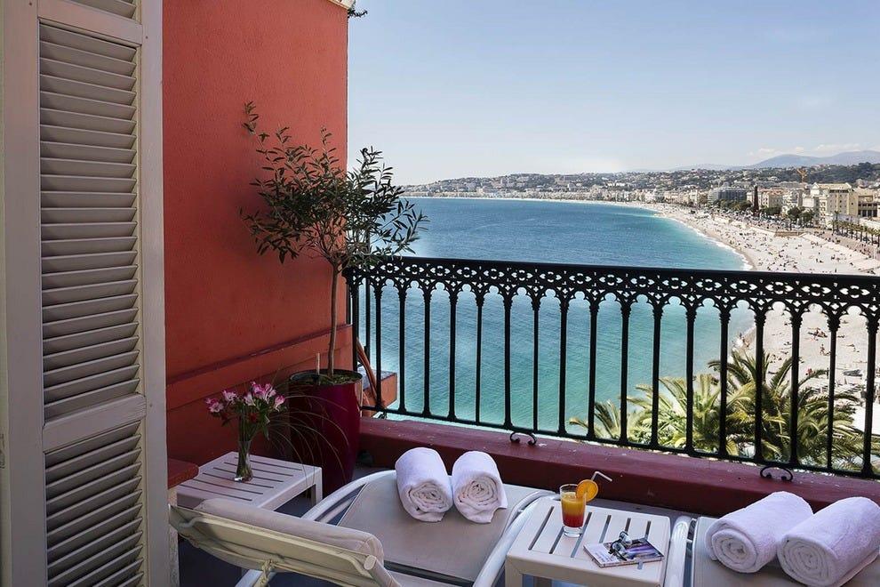 Nice luxury hotels in nice luxury hotel reviews 10best for Best hotels in nice
