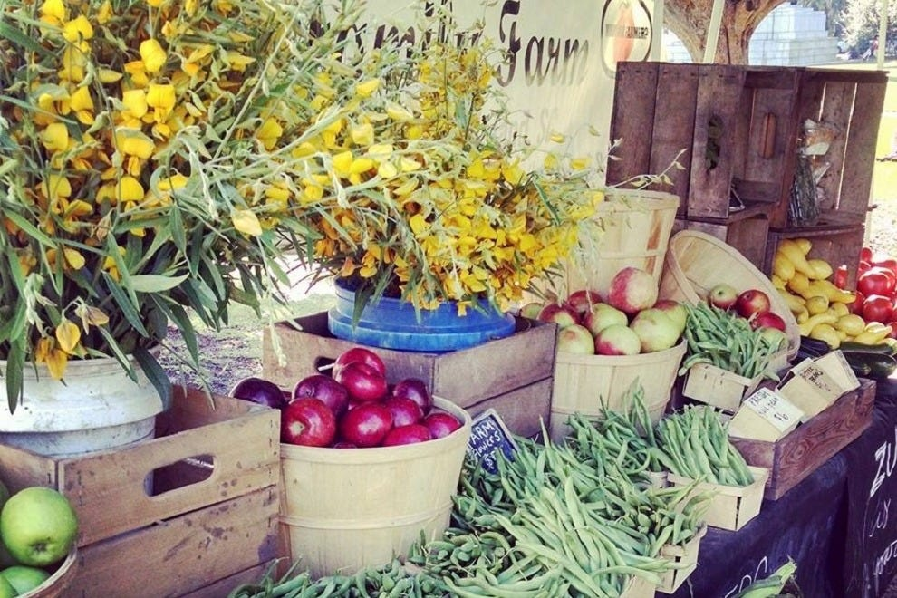 South Madison Farmers Market Has New >> 10Best Farmers Markets Every Foodie Should Visit: Eat & Drink Article by 10Best.com