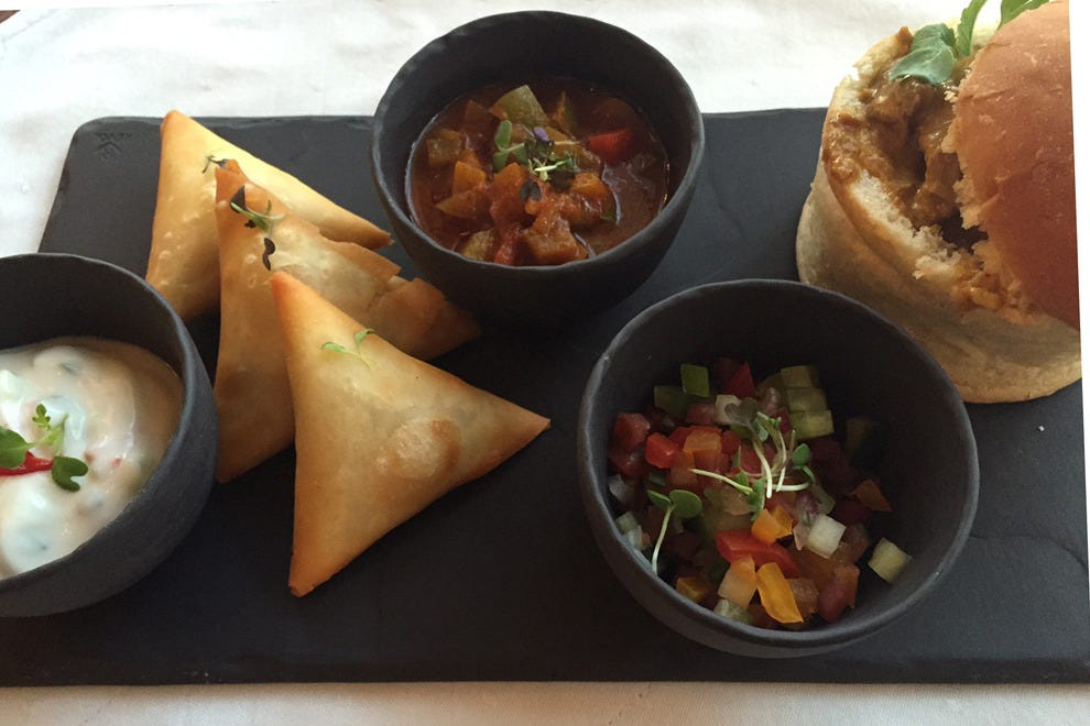 Some of South Africa's regional specialties like Bunny Chow