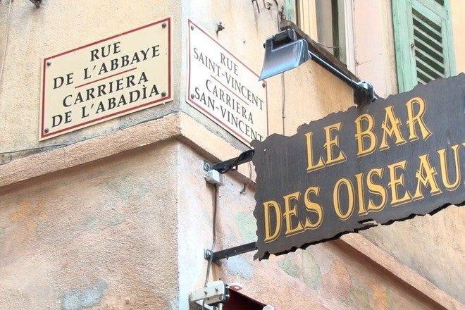 Bars in Nice