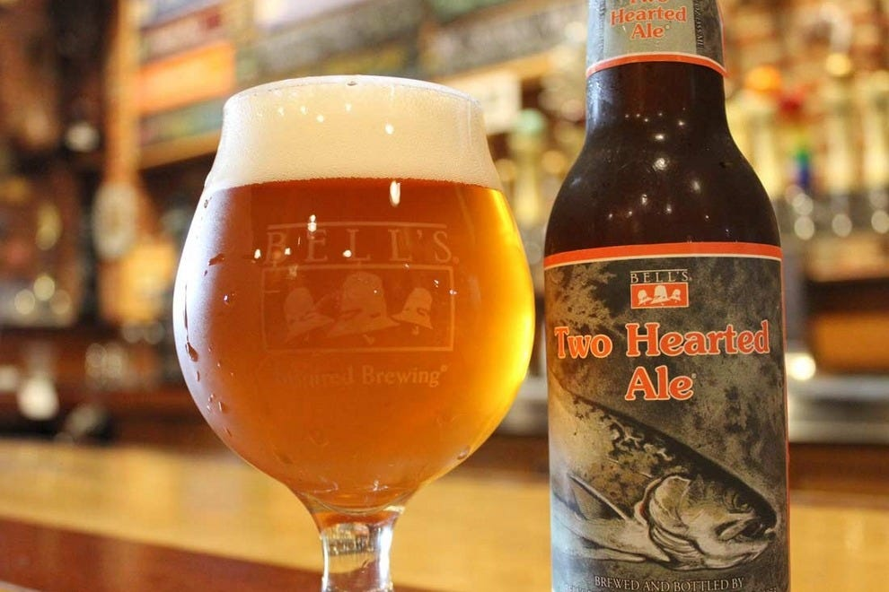 Two Hearted Ale, Bell's Brewing