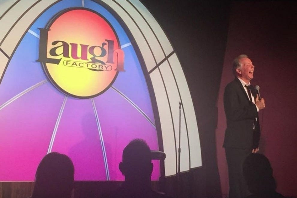 Laugh Factory Scottsdale brings the funny to the Scottsdale nightlife scene