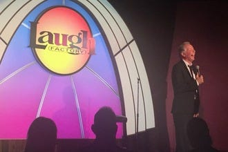 Laugh Factory Brings the Funny to Scottsdale