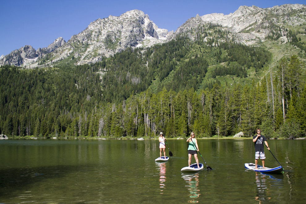 10best offseason ski resorts for summer adventure for Jackson hole summer vacation
