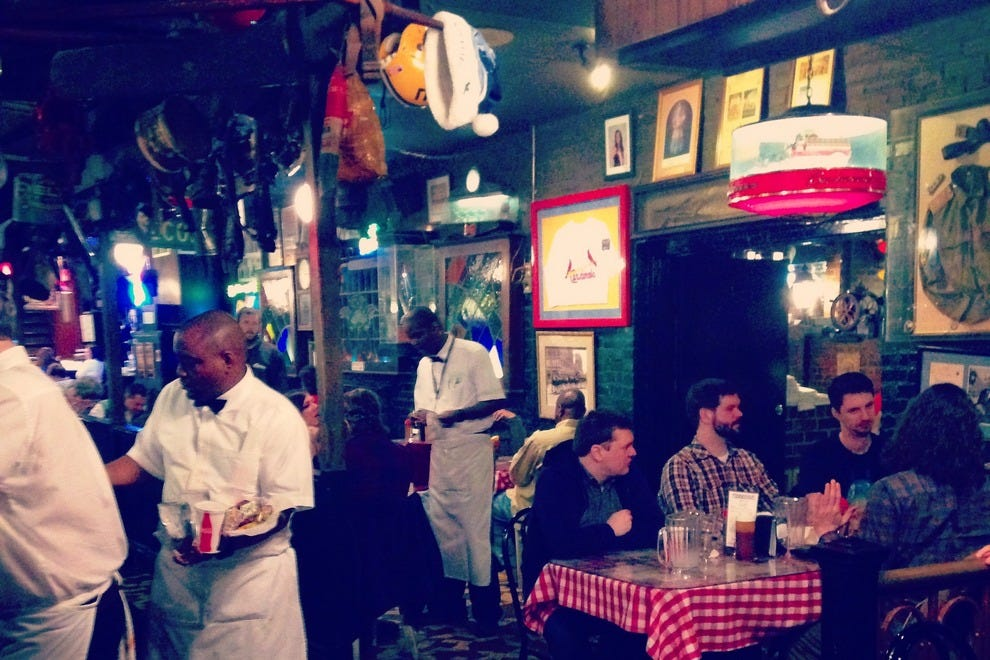 Rendezvous, a true Memphis institution, has been charming guests for 80-plus years.