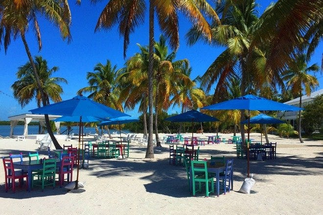 Morada Bay Beach Cafe Islamorada: Key West Restaurants