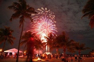 Full Moon Party in Islamorada: The Florida Keys' Ultimate Beach Bash
