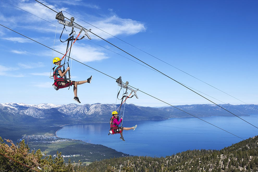 Lake Tahoe: The Ultimate Adventure Playground in California
