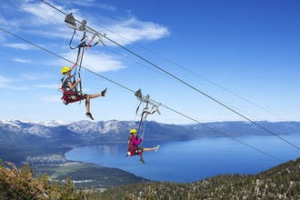 Heavenly Mountain Resort in Lake Tahoe Adds Summer Activities